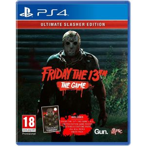 FRIDAY THE 13th: THE GAME - ULTIMATE SLASHER EDITION (PS4)