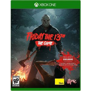 FRIDAY THE 13th - THE GAME (XBOX ONE)