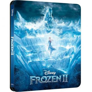 FROZEN II Limited Edition Steelbook (BLU-RAY)
