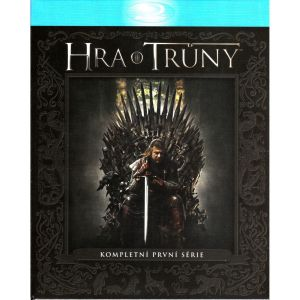 GAME OF THRONES: THE COMPLETE 1st SEASON [Imported] (5 BLU-RAYs)