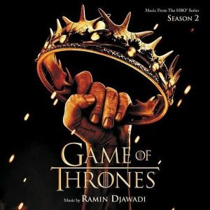 GAME OF THRONES: THE COMPLETE 2nd SEASON - ORIGINAL MOTION PICTURE SOUNDTRACK (AUDIO CD)