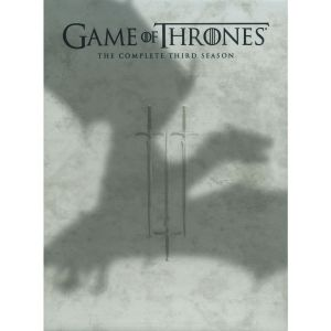 GAME OF THRONES: THE COMPLETE 3rd SEASON (5 DVDs)