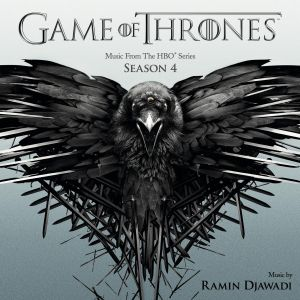 GAME OF THRONES: THE COMPLETE 4th SEASON - ORIGINAL MOTION PICTURE SOUNDTRACK (AUDIO CD)
