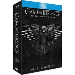 GAME OF THRONES: THE COMPLETE 4th SEASON (4 BLU-RAYs)
