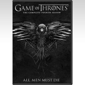 GAME OF THRONES: THE COMPLETE 4th SEASON - ΠΑΙΧΝΙΔΙ ΤΟΥ ΣΤΕΜΜΑΤΟΣ: 4η ΠΕΡΙΟΔΟΣ [ΕΛΛΗΝΙΚΟ] (5 DVDs)