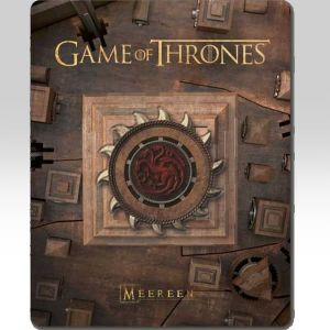 GAME OF THRONES: THE COMPLETE 5th SEASON - Limited Edition Steelbook (4 BLU-RAY)