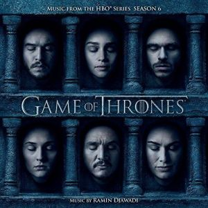 GAME OF THRONES: THE COMPLETE 6th SEASON - ORIGINAL MOTION PICTURE SOUNDTRACK (AUDIO CD)