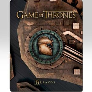 GAME OF THRONES: THE COMPLETE 6th SEASON - Limited Edition Steelbook (4 BLU-RAY)