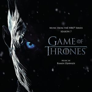 GAME OF THRONES: THE COMPLETE 7th SEASON - ORIGINAL MOTION PICTURE SOUNDTRACK (AUDIO CD)