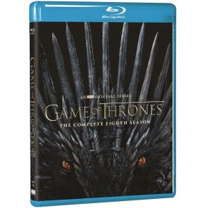 GAME OF THRONES: THE COMPLETE 8th SEASON (3 BLU-RAY)