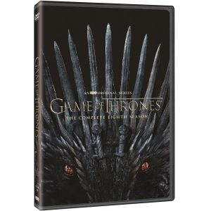GAME OF THRONES: THE COMPLETE 8th SEASON (4 DVD)