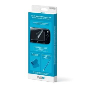 GAMEPAD ACCESSORY SET (Wii U)