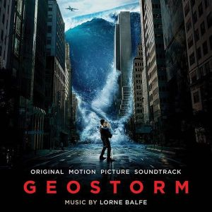 GEOSTORM - ORIGINAL MOTION PICTURE SOUNDTRACK (AUDIO CD)