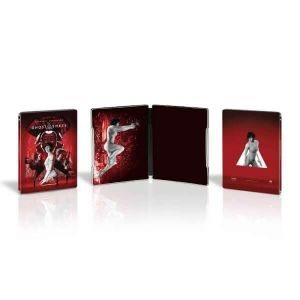 GHOST IN THE SHELL 3D - ΤΟ ΦΑΝΤΑΣΜΑ ΣΤΟ ΚΕΛΥΦΟΣ 3D Limited Edition Steelbook (BLU-RAY 3D + BLU-RAY)