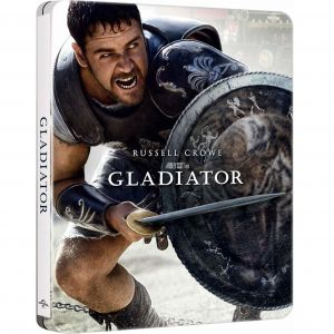GLADIATOR 4K Limited Edition Steelbook (4K UHD BLU-RAY)