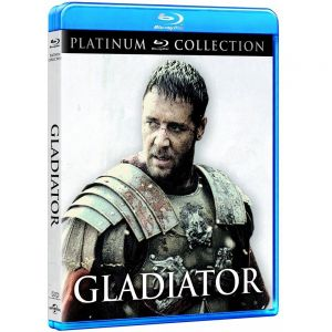 GLADIATOR Extended PLATINUM COLLECTION [Imported] (BLU-RAY)