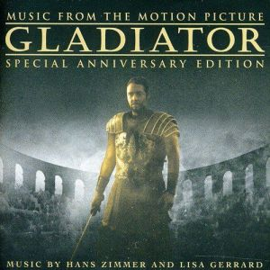 GLADIATOR - ORIGINAL MOTION PICTURE SOUNDTRACK Special Anniversary Edition (AUDIO CD)