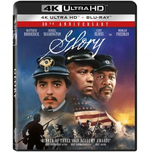GLORY 4K+2D 30th Anniversary Edition (4K UHD BLU-RAY + BLU-RAY 2D)