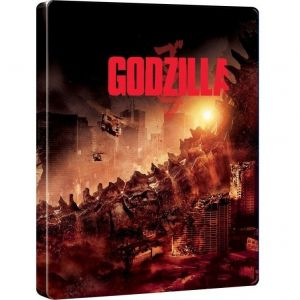 GODZILLA 3D - Limited Collector's Edition FuturePak (BLU-RAY 3D + BLU-RAY)