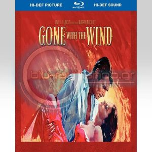 GONE WITH THE WIND - ΟΣΑ ΠΑΙΡΝΕΙ Ο ΑΝΕΜΟΣ (BLU-RAY)