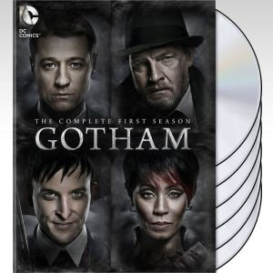 GOTHAM: THE COMPLETE 1st SEASON (6 DVDs)