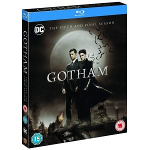 GOTHAM: THE COMPLETE 2th SEASON [Imported] (2 BLU-RAY)