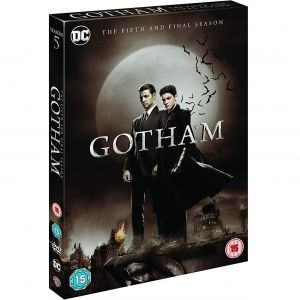 GOTHAM: THE COMPLETE 2th SEASON [Imported] (3 DVD)