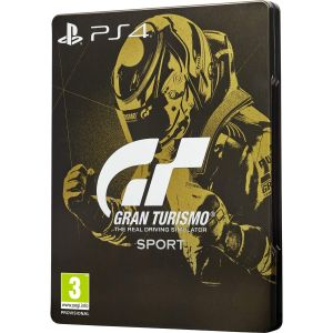 GRAN TURISMO SPORT Limited Special Edition Steelbook [ΕΛΛΗΝΙΚΟ] (PS4)