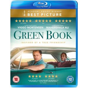 GREEN BOOK [Imported] (BLU-RAY)