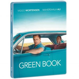 GREEN BOOK [Imported] Limited Edition Steelbook (BLU-RAY)
