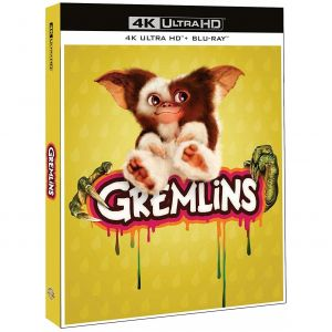 GREMLINS 4K+2D [Imported] (4K UHD BLU-RAY + BLU-RAY)