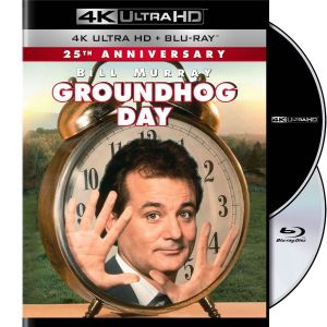 GROUNDHOG DAY 4K+2D - Η ΜΕΡΑ ΤΗΣ ΜΑΡΜΟΤΑΣ 4K+2D - 25th Aniversary Edition (4K UHD BLU-RAY + BLU-RAY)