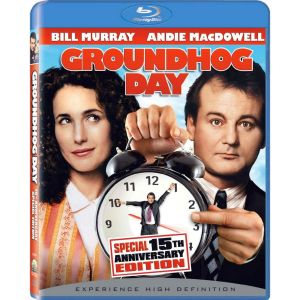 GROUNDHOG DAY - Η ΜΕΡΑ ΤΗΣ ΜΑΡΜΟΤΑΣ Special 15th Anniversary Edition (BLU-RAY)