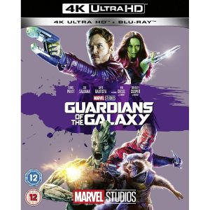 GUARDIANS OF THE GALAXY [Imported] (4K UHD BLU-RAY + BLU-RAY)