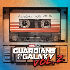GUARDIANS OF THE GALAXY vol.2: AWESOME MIX vol.2 - ORIGINAL MOTION PICTURE SOUNDTRACK (AUDIO CD)