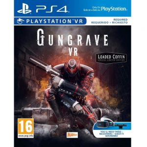GUNGRAVE VR: LOADED COFFIN EDITION (PSVR)