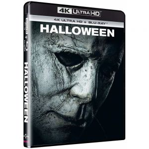 HALLOWEEN 4K+2D [Imported] (4K UHD BLU-RAY + BLU-RAY 2D)