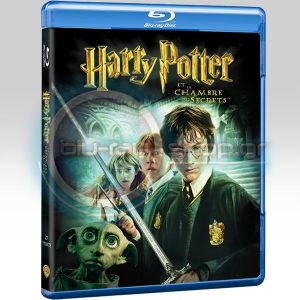 HARRY POTTER AND THE CHAMBER OF SECRETS - Ο ΧΑΡΙ ΠΟΤΕΡ ΚΑΙ Η ΚΑΜΑΡΑ ΜΕ ΤΑ ΜΥΣΤΙΚΑ (BLU-RAY) *ΚΑΙ ΜΕΤΑΓΛΩΤΙΣΜΕΝΟ*