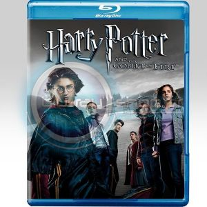 HARRY POTTER AND THE GOBLET OF FIRE - Ο ΧΑΡΙ ΠΟΤΕΡ ΚΑΙ ΤΟ ΚΥΠΕΛΛΟ ΤΗΣ ΦΩΤΙΑΣ (BLU-RAY)