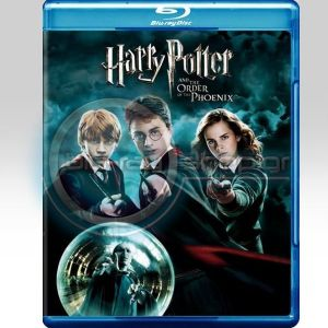HARRY POTTER AND THE ORDER OF THE PHOENIX - Ο ΧΑΡΙ ΠΟΤΕΡ ΚΑΙ ΤΟ ΤΑΓΜΑ ΤΟΥ ΦΟΙΝΙΚΑ (BLU-RAY)