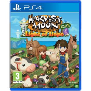 HARVEST MOON: LIGHT OF HOPE - Special Edition (PS4)