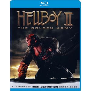 HELLBOY II: THE GOLDEN ARMY - HELLBOY II: Η ΧΡΥΣΗ ΣΤΡΑΤΙΑ (BLU-RAY)