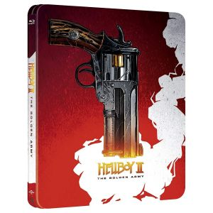 HELLBOY II: THE GOLDEN ARMY - HELLBOY II: Η ΧΡΥΣΗ ΣΤΡΑΤΙΑ Limited Edition Steelbook (BLU-RAY)