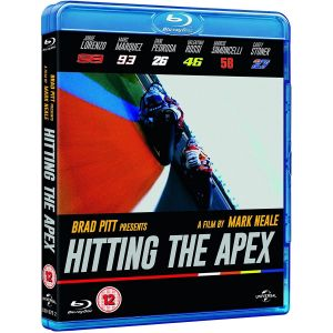 HITTING THE APEX aka FIRST - ΓΚΑΖΙΑ 300 ΧΛΜ/ΩΡΑ ΣΤΟ MOTOGP (BLU-RAY)