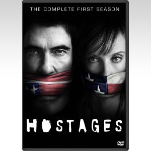 HOSTAGES: THE COMPLETE 1st SEASON (3 DVDs)