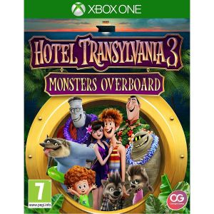 HOTEL TRANSYLVANIA 3: MONSTERS OVERBOARD (XBOX ONE)