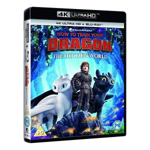 HOW TO TRAIN YOUR DRAGON 3: THE HIDDEN WORLD 4K+2D [ΧΩΡΙΣ ΕΛΛΗΝΙΚΟΥΣ ΥΠΟΤΙΤΛΟΥΣ] (4K UHD BLU-RAY + BLU-RAY)