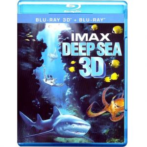 ΙΜΑΧ: DEEP SEA 3D+2D [Imported] (BLU-RAY 3D/2D)