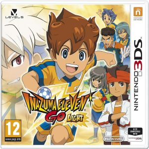 INAZUMA ELEVEN GO: LIGHT (3DS, 2DS)