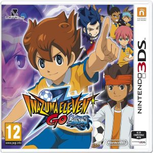 INAZUMA ELEVEN GO: SHADOW (3DS, 2DS)